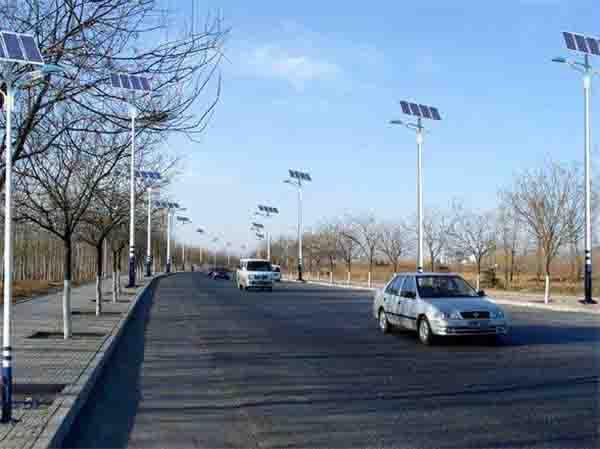 洛阳太阳能路灯厂家排名