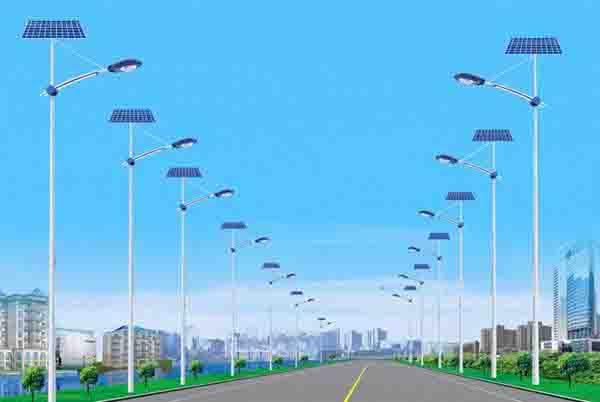 太阳能路灯与传统市电路灯优势比较