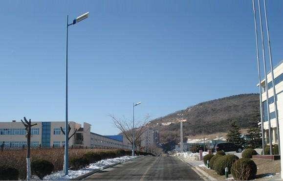 采购新乡路灯厂家的小区路灯