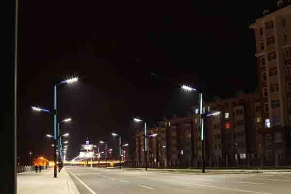 新乡路灯厂家生产的小区路灯求购