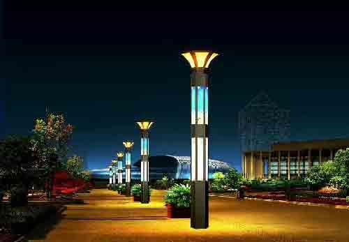 太阳能庭院灯价格和led庭院灯价格多少钱