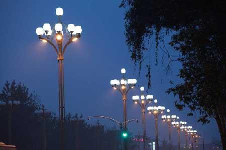 路灯种类有哪些