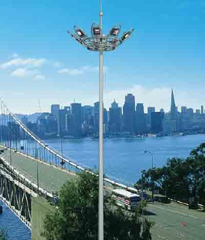 立交桥高杆灯