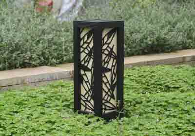 工艺草坪灯设计元素