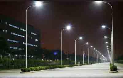 led照明路灯