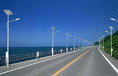 郑州太阳能路灯厂家告诉你太阳能路灯优势有哪些